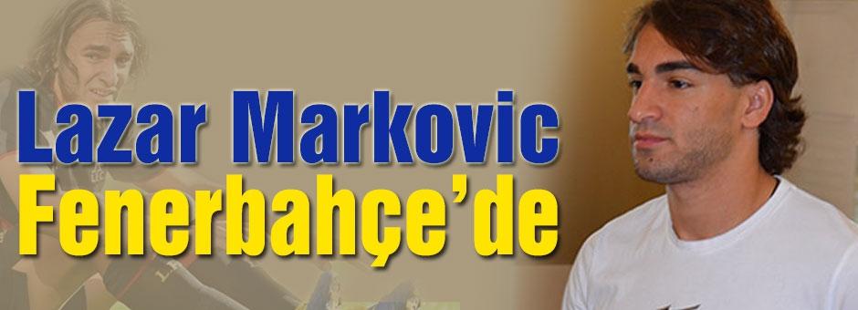 Lazar Markovic Fenerbahçe'de