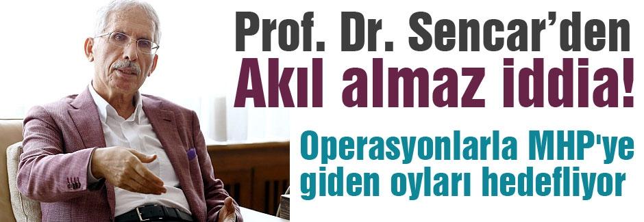 Operasyonlar, MHP'ye giden oyları hedefliyor