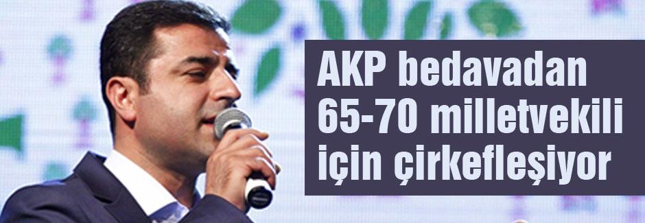 'AKP gece gündüz çalışsa 1 puan oyunu artıramaz'