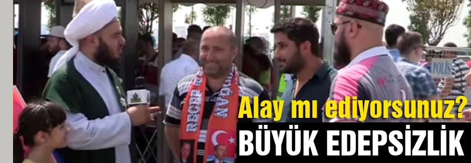 Bu ne Edepsizlik! AKP'linin söylediklerine şaşıracaksınız
