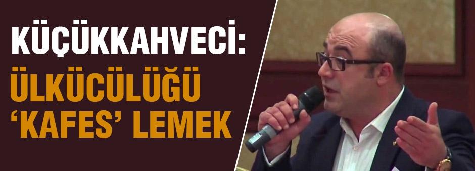 """ÜLKÜCÜLÜĞÜ """"KAFES"""" LEMEK"""