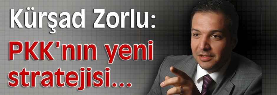 PKK'nın yeni stratejisi...