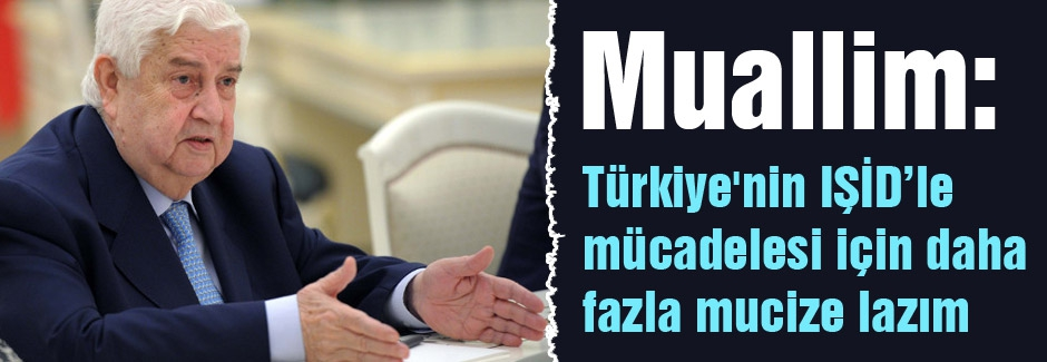 Türkiye'nin IŞİD'le mücadelesi için daha fazla mucize lazım