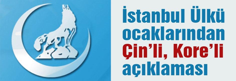 İstanbul Ülkü ocaklarından açıklama