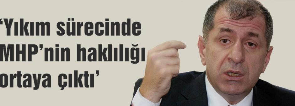 MHP'li 1 Kasım seçimleri yapılmayabilir