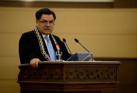 Anayasa Mahkemesi Başkanıyım...