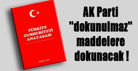 Anayasa'dan Atatürk milliyetçiliği zıkartılıyor