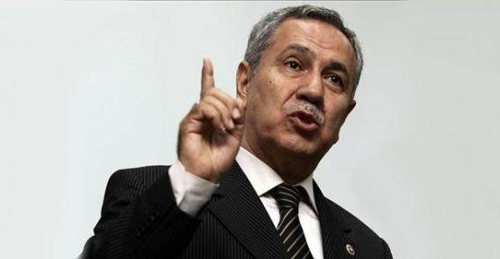 Ankara Arınç'ın İstifa Haberi İle Çalkalanıyor...