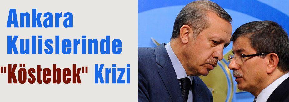 """Ankara Kulislerinde """"Köstebek"""" Krizi"""
