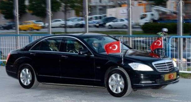 Ankara Kulislerinde Yoğun Trafik...