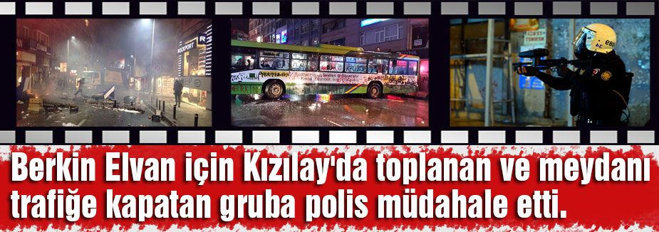 Ankara ve İstanbul'da eylemler artıyor...