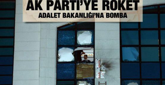 Ankara'da Eş Zamanlı Saldırı