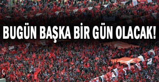 Ankara'da Heyecan Dorukta