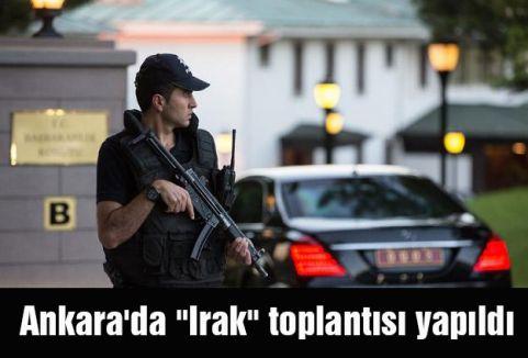 Ankara'da
