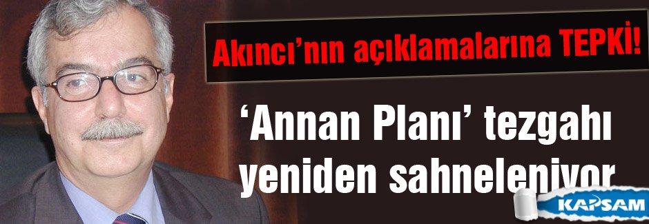 'Annan Planı' tezgahı yeniden sahneleniyor