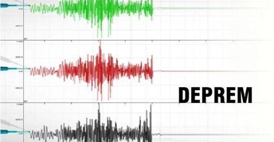 Antalya Körfezi'nde deprem