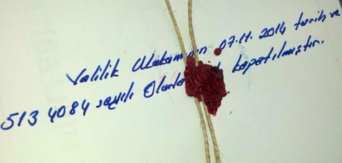 Antalya'da Ücretsiz Eğitim Veren Bir Kurum Daha Mühürlendi