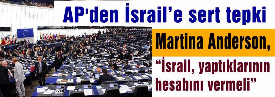 AP'den İsrail'e sert tepki
