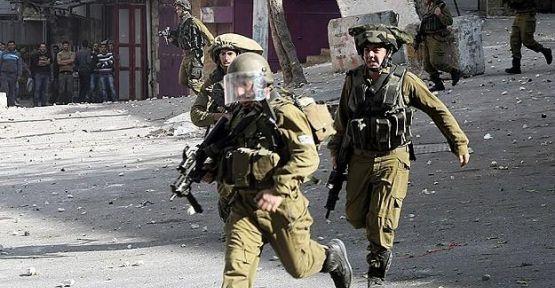 Arafat'ı anma yürüyüşüne müdahale
