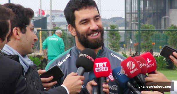 Arda Turan: İzlanda maçının telafisi yok
