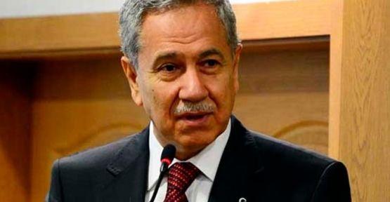 Arınç:'Öcalan Dindardı, Ne Hale Geldi'...