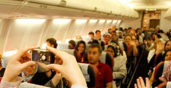 Artık  Uçaklarda 3G ve 4G serbest