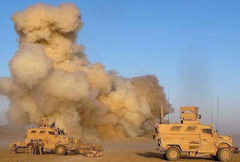 Askeri üsse saldırı