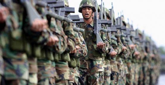Askerlik  12 Aya İndi...