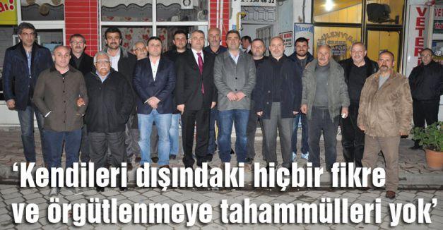 Aslan Karanfil: Kendilerin Dışında Örgütlenmeye Tahammülleri Yok