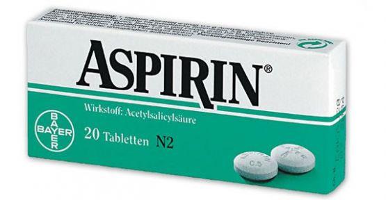 Aspirin içerken dikkat!