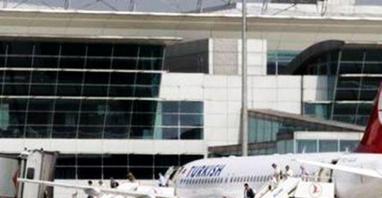 Atatürk Havalimanı'ndaki Hain Pusu...