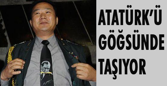 Atatürk sorusu sorulunca...