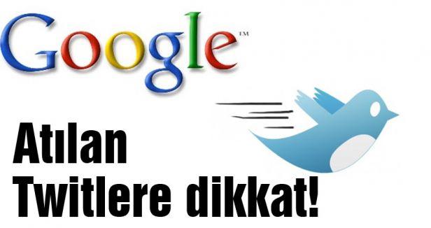 Atılan Twitlere dikkat!