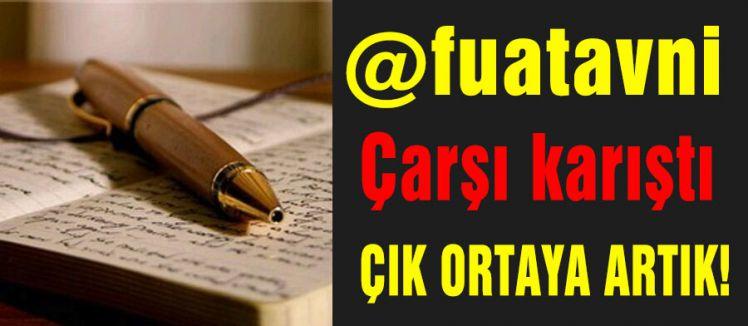 AVNİ ÇIK ORTAYA ARTIK!
