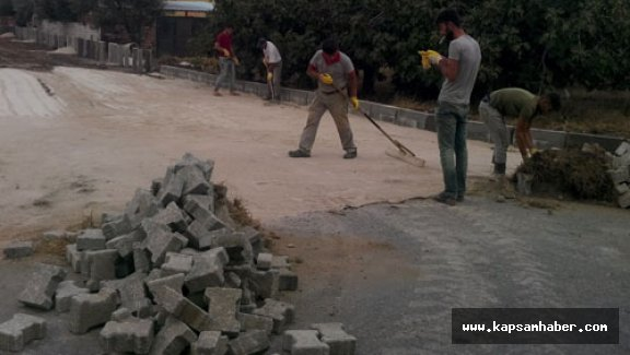 Avşar'da Hummalı Çalışma...
