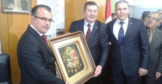 Ayaskent Belediye Başkanı MHP Saflarında