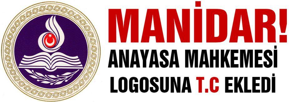 AYM Logosuna T.C Geldi