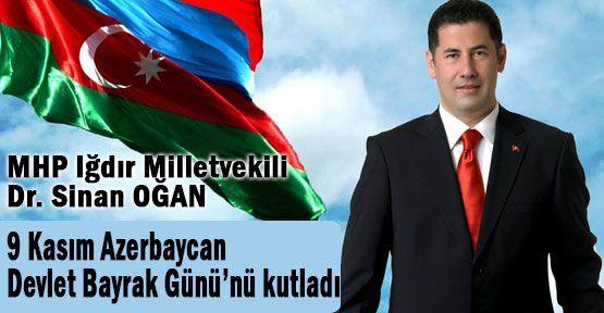 Azerbaycan Devlet Bayrak Günü...