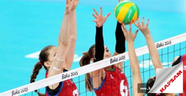 Azerbaycan'ı 3-0 mağlup eden Türkiye çeyrek finalde