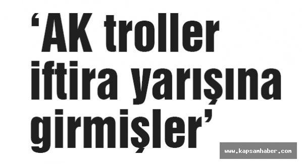 Bahçeli: AK troller iftira yarışına girmişler