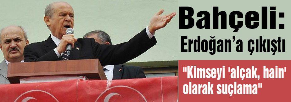 Bahçeli Amasya'da kardeşlik uyarısı yaptı...