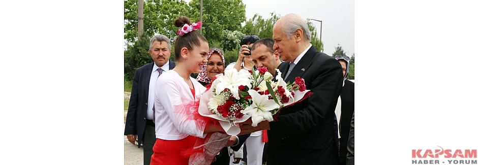 Bahçeli: Erdoğan haram deryasında boğuldu