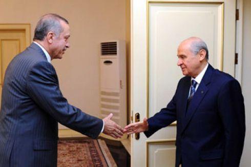 Bahçeli, Erdoğan'ın 'büyük çelişkisi'ni ortaya koydu!