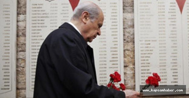Bahçeli: Hesaplaşmadan helalleşme olur mu?