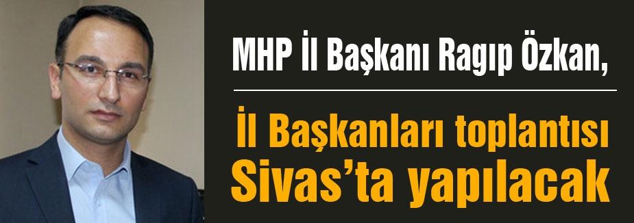 Bahçeli Sivas'a gelecek...