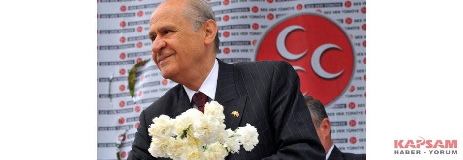 Bahçeli: Tırların Türkmenlere gittiğini ispatlasınlar