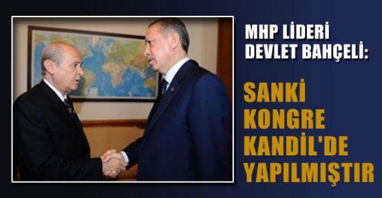 Bahçeli'den AKP'ye, Kes-Kopyala-Yapıştır
