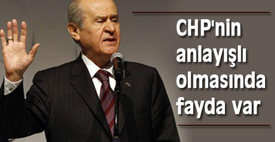 Bahçeli'den CHP'ye başörtüsü önerisi