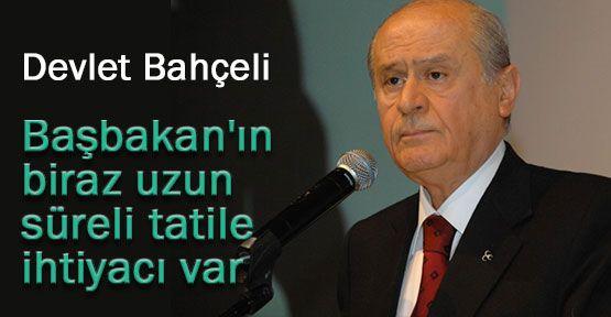Bahçeli'den Erdoğan'a Cevap: