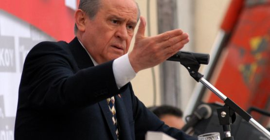 Bahçeli:''MHP İhanete Direnmeye Kararlı''